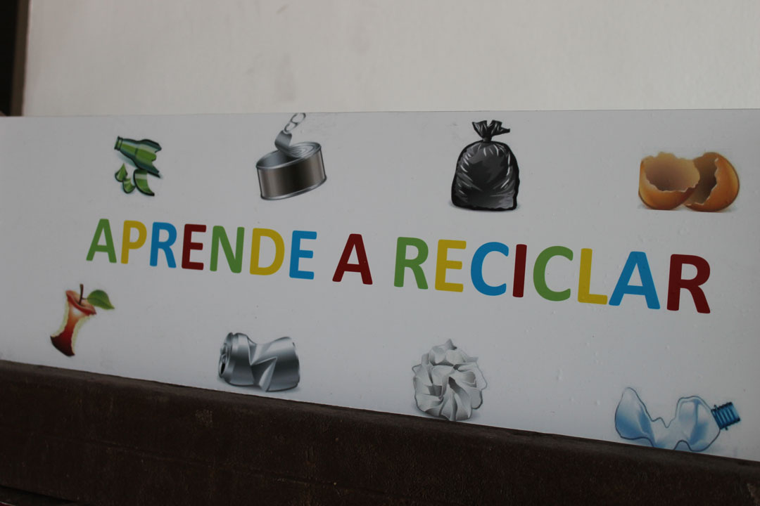 Nuevo juego panel «Aprende a reciclar»