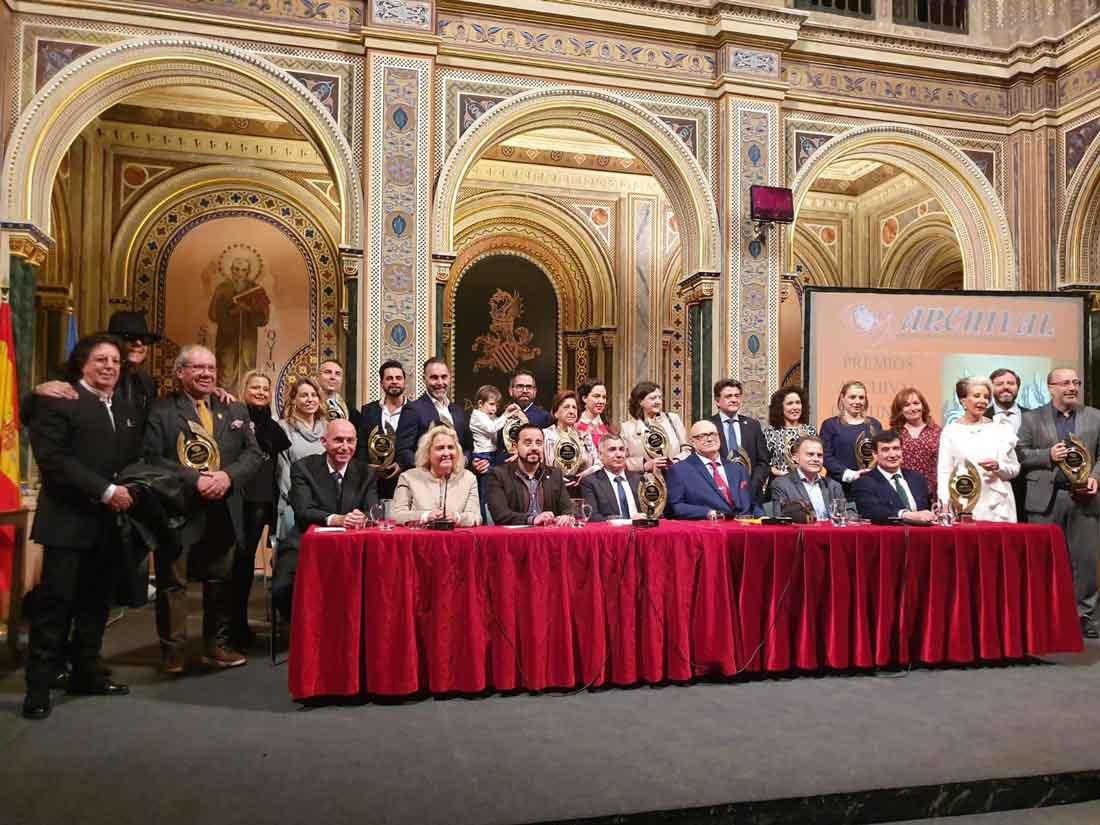Entrega de Premios Archival 2019