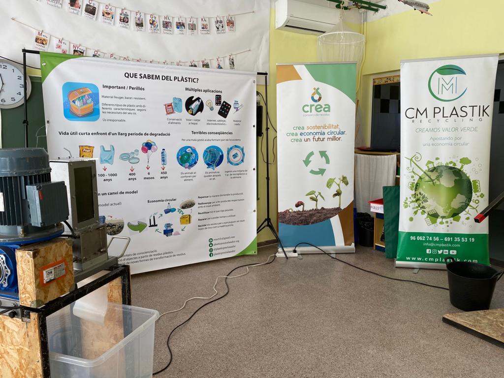 Campaña de concienciación para el consorcio de residuos CREA