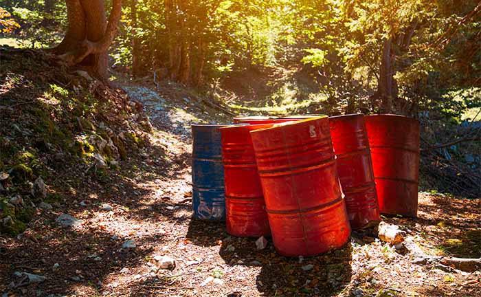 Gestión de residuos empresariales