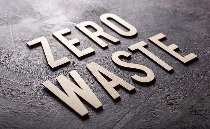 residuo cero (zero waste)